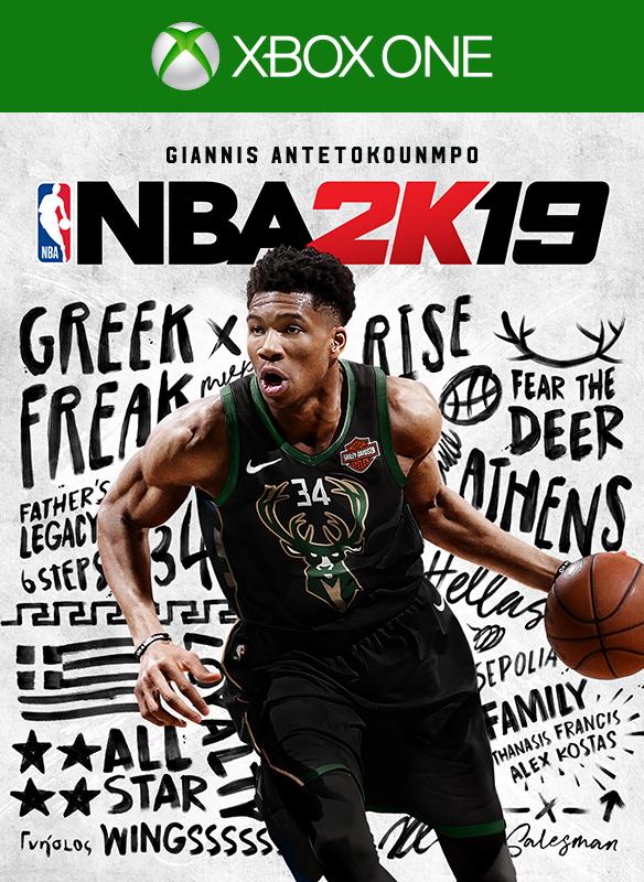 NBA 2K19 boxshot