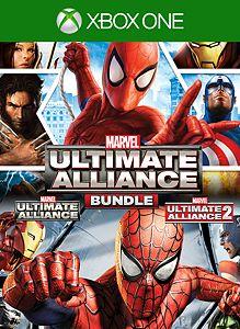 Marvel: Ultimate Alliance Bundle boxshot