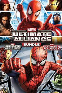 Carátula del juego Marvel: Ultimate Alliance Bundle