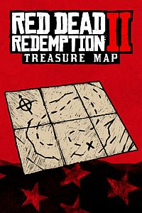 Carátula del juego Red Dead Redemption 2: Treasure Map
