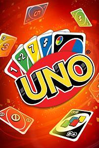 Carátula para el juego UNO de Xbox 360