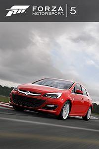 Carátula del juego Forza Motorsport 5 2013 Vauxhall Astra 1.6 Tech Line Top Gear Edition de Xbox One