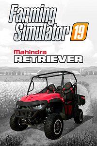 Carátula del juego Farming Simulator 19 - Mahindra Retriever DLC
