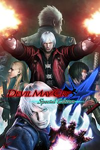 Devil May Cry 4 Special Edition for Xbox One (Download)