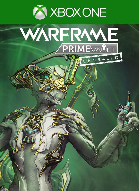 Warframe®: Prime Vault - Nyx Prime Pack