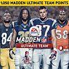 1050 Madden NFL 17 Points