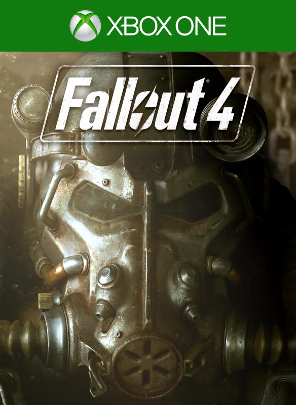 Fallout 4 boxshot