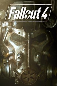 Carátula para el juego Fallout 4 de Xbox One