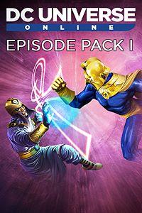 Carátula del juego Episode Pack I