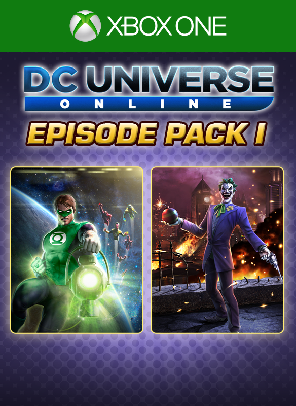 DC Universe Online: Ep. Pack I
