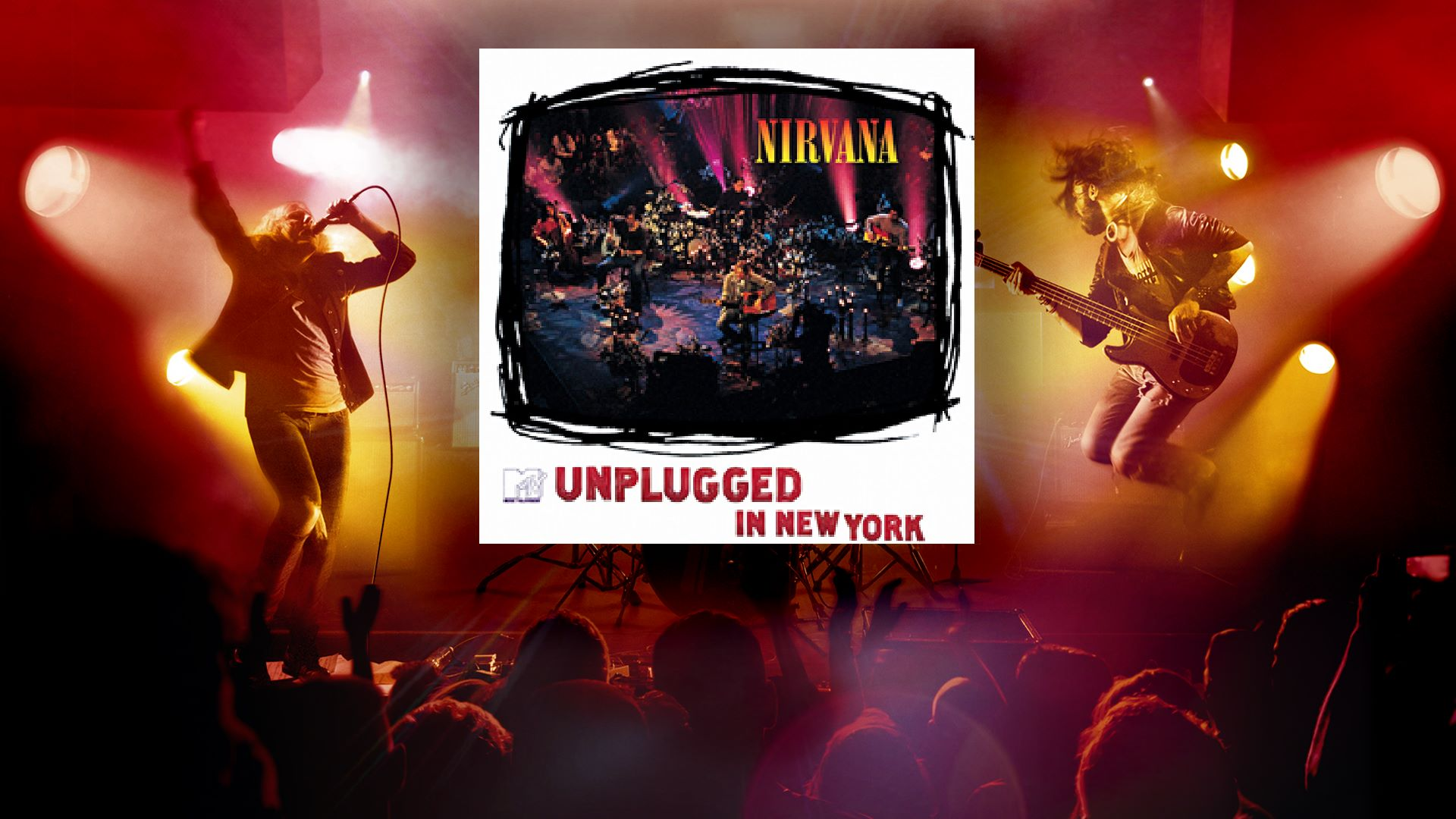 Come As You Are Live From MTV Unplugged