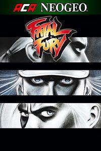 Carátula del juego ACA NEOGEO FATAL FURY