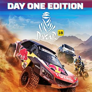 Dakar 18 Day One Edition Xbox One
