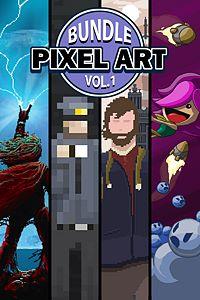 Carátula para el juego Digerati Pixel Art Bundle Part 1 de Xbox 360