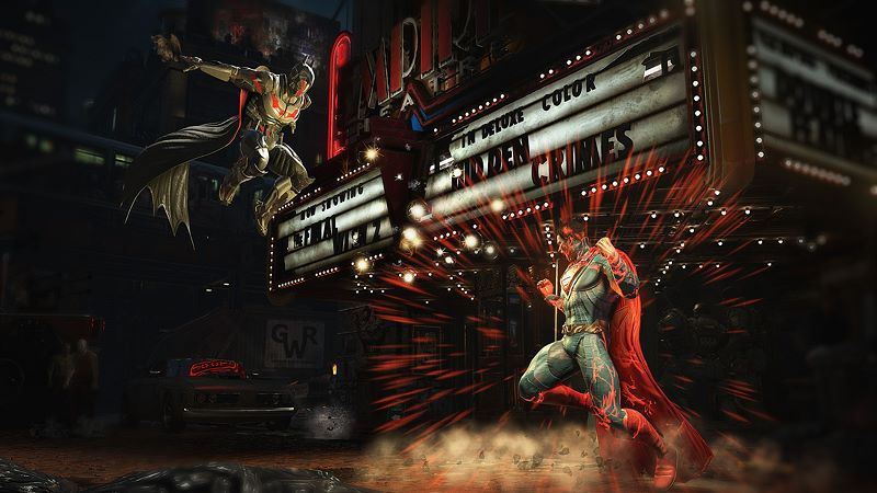 Injustice™ 2 - Deluxe Edition Screenshot