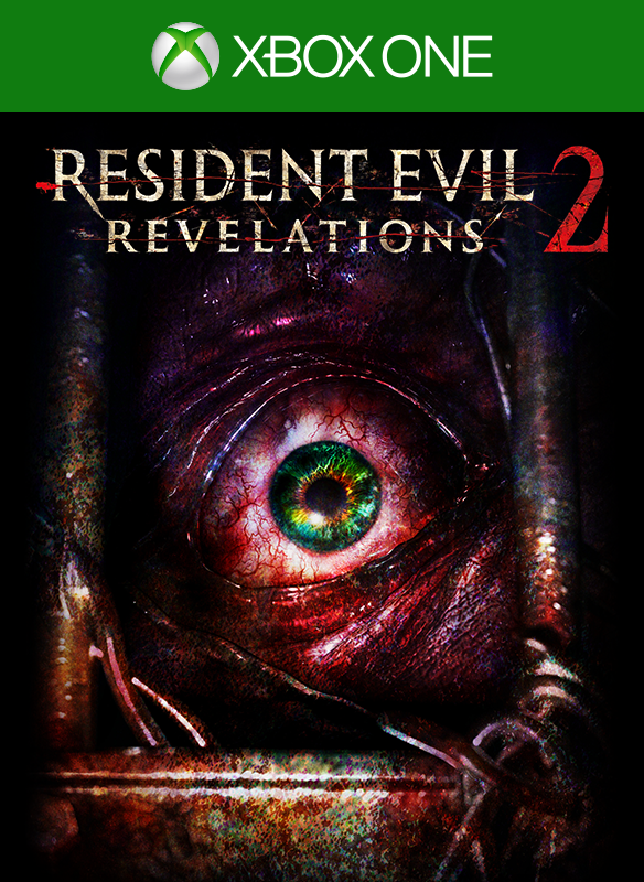 Resident Evil Revelations 2 Deluxe Edition boxshot