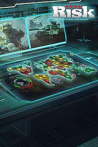 Carátula del juego RISK