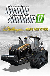 Carátula del juego Challenger MT800E Field Python