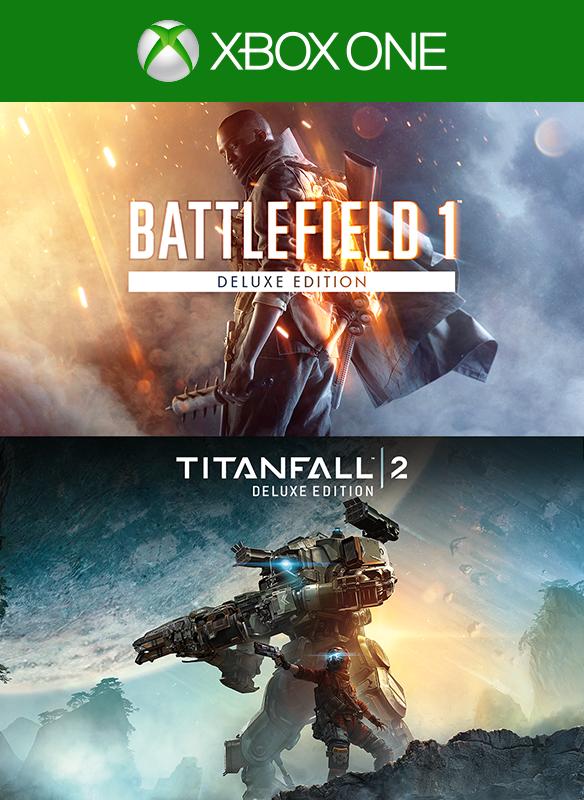 Titanfall 2 Deluxe/Battlefield 1 Deluxe Bundle boxshot