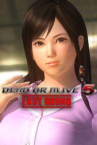 Carátula del juego DEAD OR ALIVE 5 Last Round Kokoro Bedtime Costume