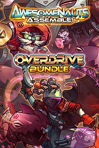 Carátula del juego Overdrive Bundle - Awesomenauts Assemble! Character Pack de Xbox One