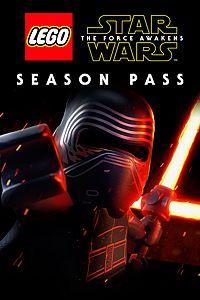 Carátula del juego LEGO Star Wars: The Force Awakens Season Pass de Xbox One