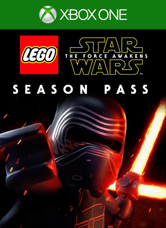 Pase de temporada de LEGO® Star Wars™: El despertar de la Fuerza