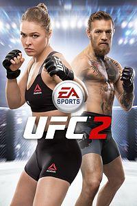 Carátula del juego EA SPORTS UFC 2 de Xbox One