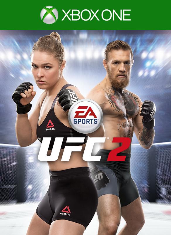 EA SPORTS™ UFC® 2 boxshot