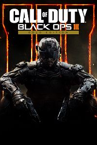 Carátula del juego Call of Duty: Black Ops III - Gold Edition para Xbox One