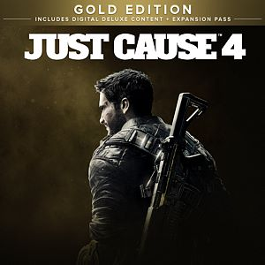 Just Cause 4 - 골드 에디션 Xbox One