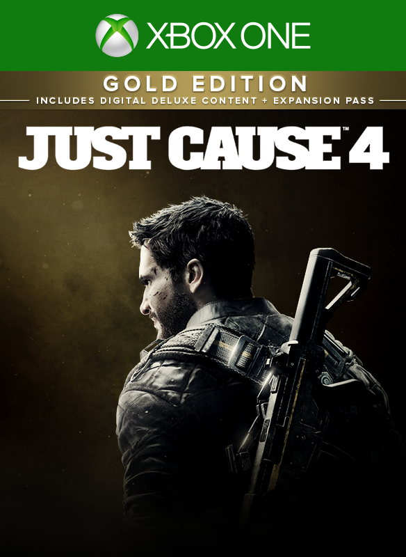 Just Cause 4 - Gold Edition boxshot