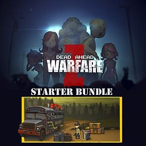 DEAD AHEAD:ZOMBIE WARFARE Starter Bundle Xbox One
