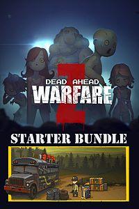 Carátula del juego DEAD AHEAD:ZOMBIE WARFARE Starter Bundle