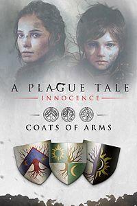 Carátula del juego A Plague Tale: Innocence - Coats of Arms DLC
