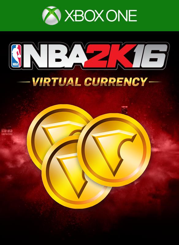 NBA 2K17 35,000 VC boxshot