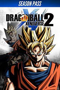Carátula del juego DRAGON BALL XENOVERSE 2 - Season Pass