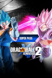 Carátula del juego DRAGON BALL XENOVERSE 2 - Super Pass