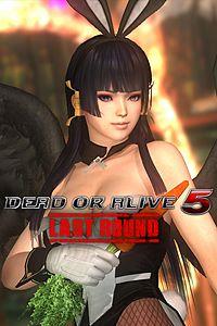 Carátula del juego DEAD OR ALIVE 5 Last Round Sexy Bunny Nyotengu