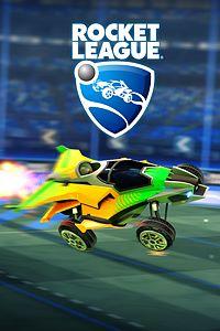 Carátula del juego Rocket League - Aftershock de Xbox One