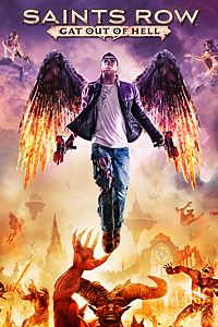 Carátula del juego Saints Row: Gat out of Hell para Xbox One