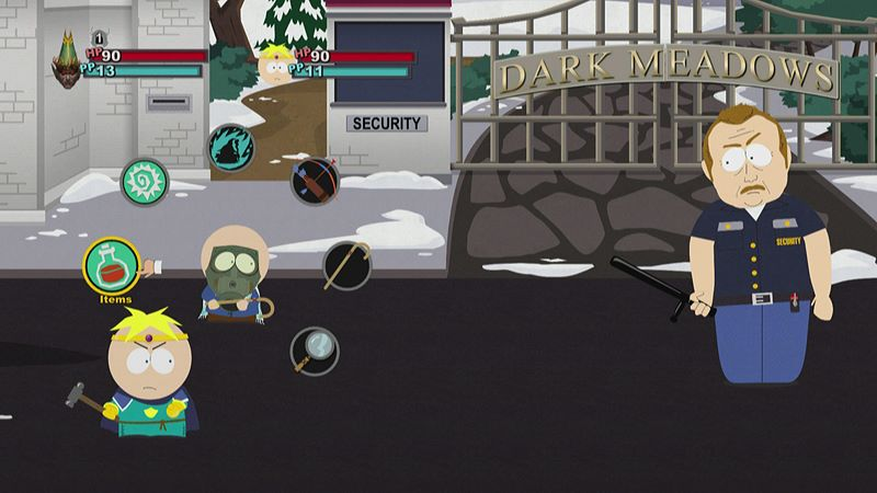 South Park™: The Stick of Truth ™ Screenshot
