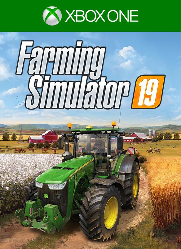 Farming Simulator 19 boxshot