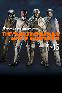 Carátula del juego Tom Clancy's The Division Streets of New York Outfit Bundle