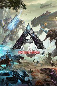 Carátula del juego ARK: Extinction