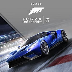 Forza Motorsport 6 Deluxe Edition Xbox One