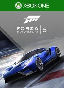 Edição de Luxo do Forza Motorsport 6