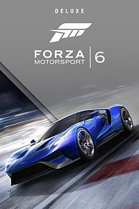 Carátula del juego Forza Motorsport 6 Deluxe Edition
