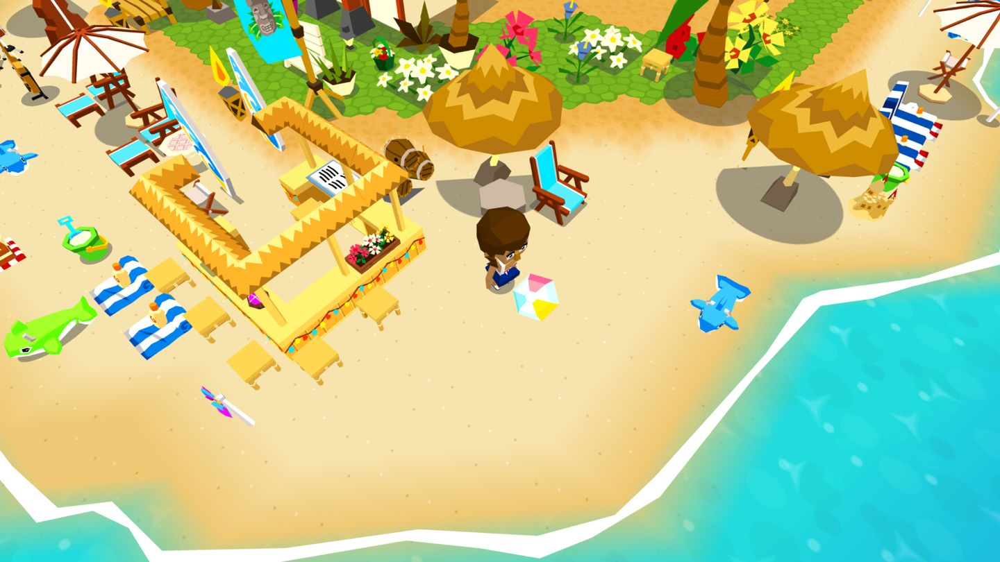 Castaway Paradise House Interview