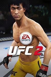 Carátula del juego EA SPORTS UFC 2, Bruce Lee: peso pluma